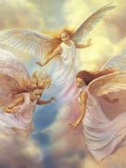 Angel 3 Card Reading