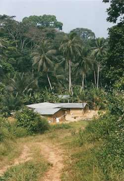 Fumbe, village, Cameroon