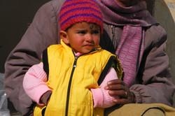 Village boy, Uttarakhand, India (2)