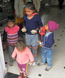 Day Care Center, Dehradun, India
