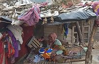 Rishikesh krottenwijk, India.jpg