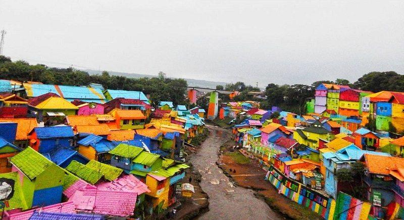Rainbow village 2