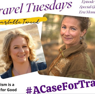 A Wandering Web: A Case for Travel Tuesdays - Tourism is a Force for Good