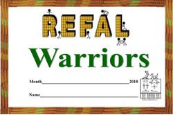 Refal Warriors 4x6