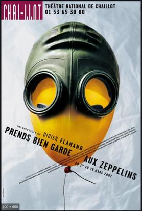 Prends bien garde aux Zeppelins - Didier Flamand