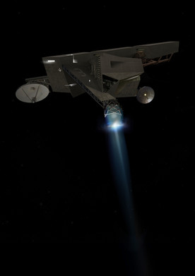 HIGH LIFE Space ship