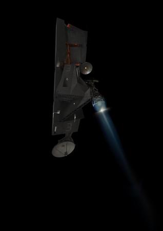 HIGH LIFE Space ship 2