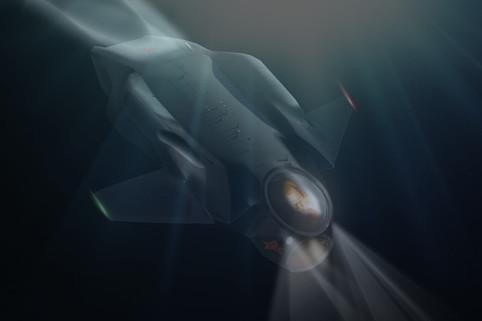Dragon Hideout-submarine