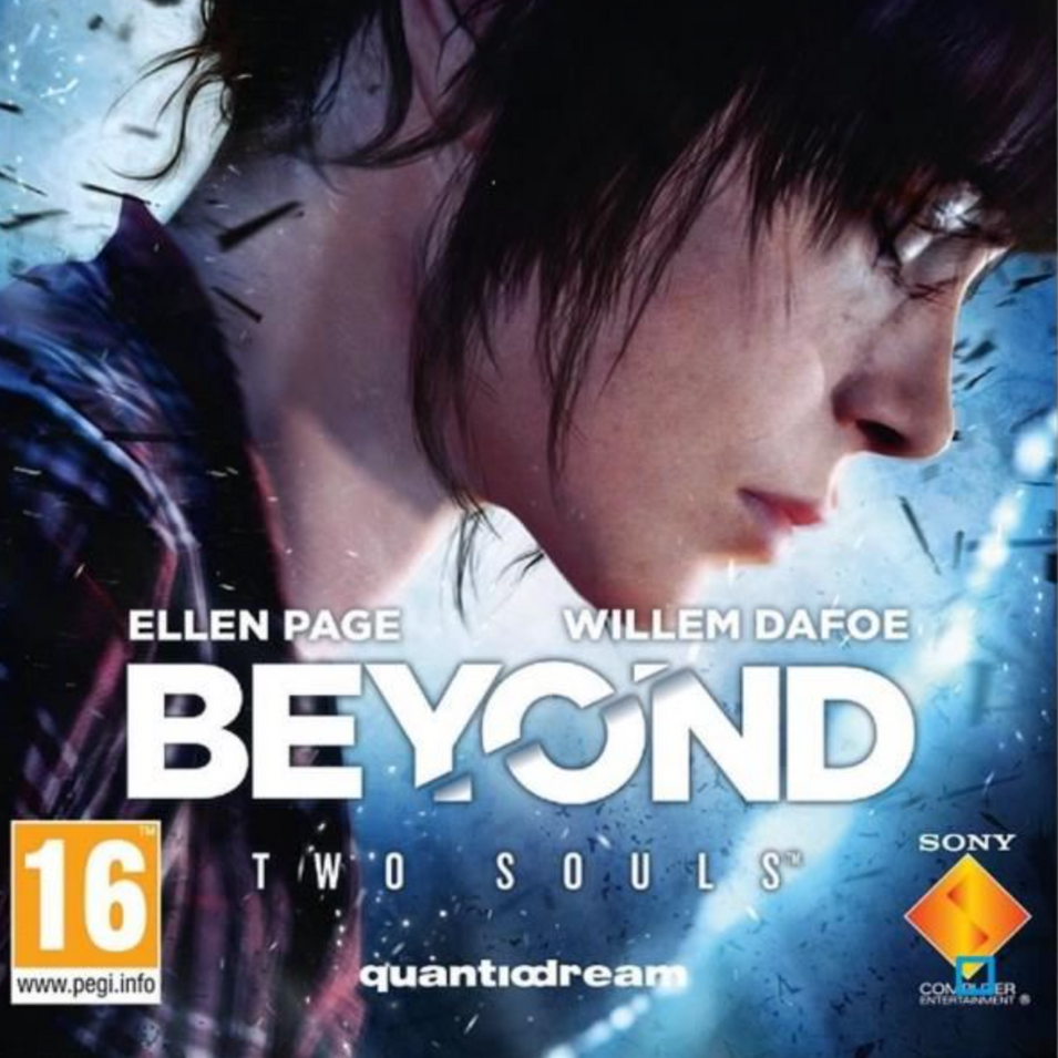 Beyond Two Souls - David Cage
