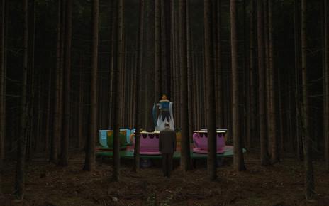 Dark Forest - Merry go round