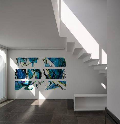 Triptych Installation