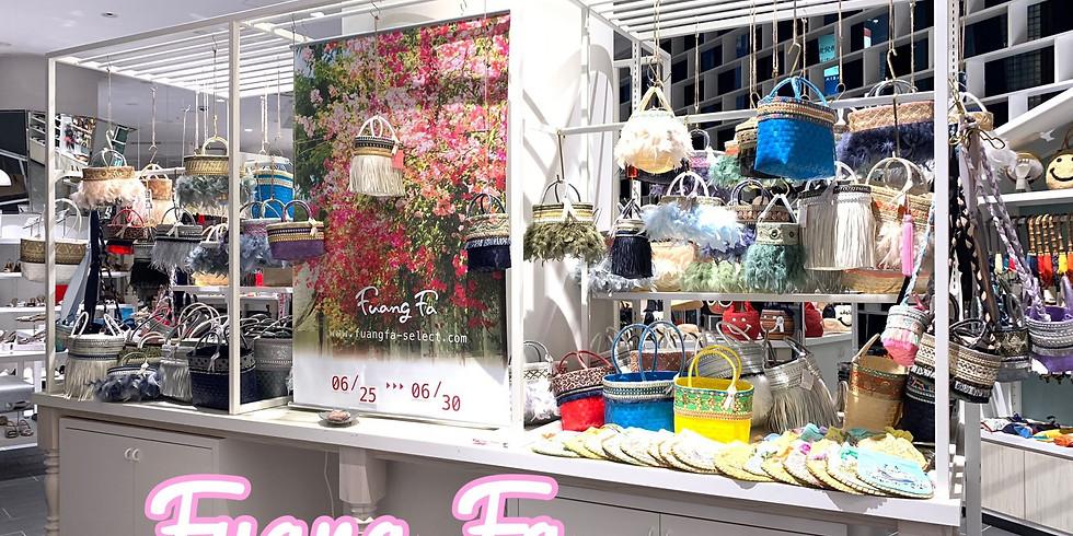 9/10(木)~23(水) Fuang Fa POP UP SHOP in 五反田東急スクエア 販売のみ