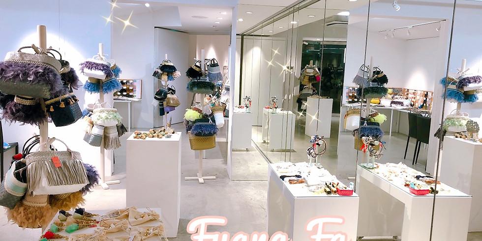 開催延期 Fuang Faオーダー販売会 in 神戸FLORE Artist Gallery 販売、カスタムオーダー