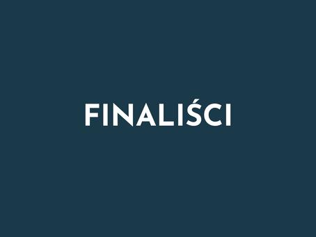 Finaliści Konkursu im. prof. W. Czarneckiego