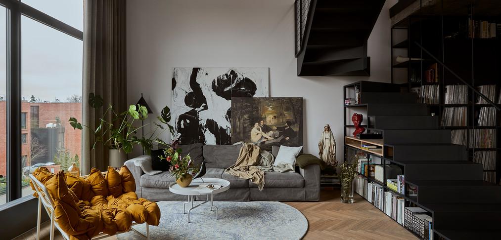 BRONEK - mieszkanie prywatne Warzelnia