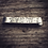 Thumbnail: Sterling Silver Tie Clip, Tie Bar Personalised With Coordinates or Message