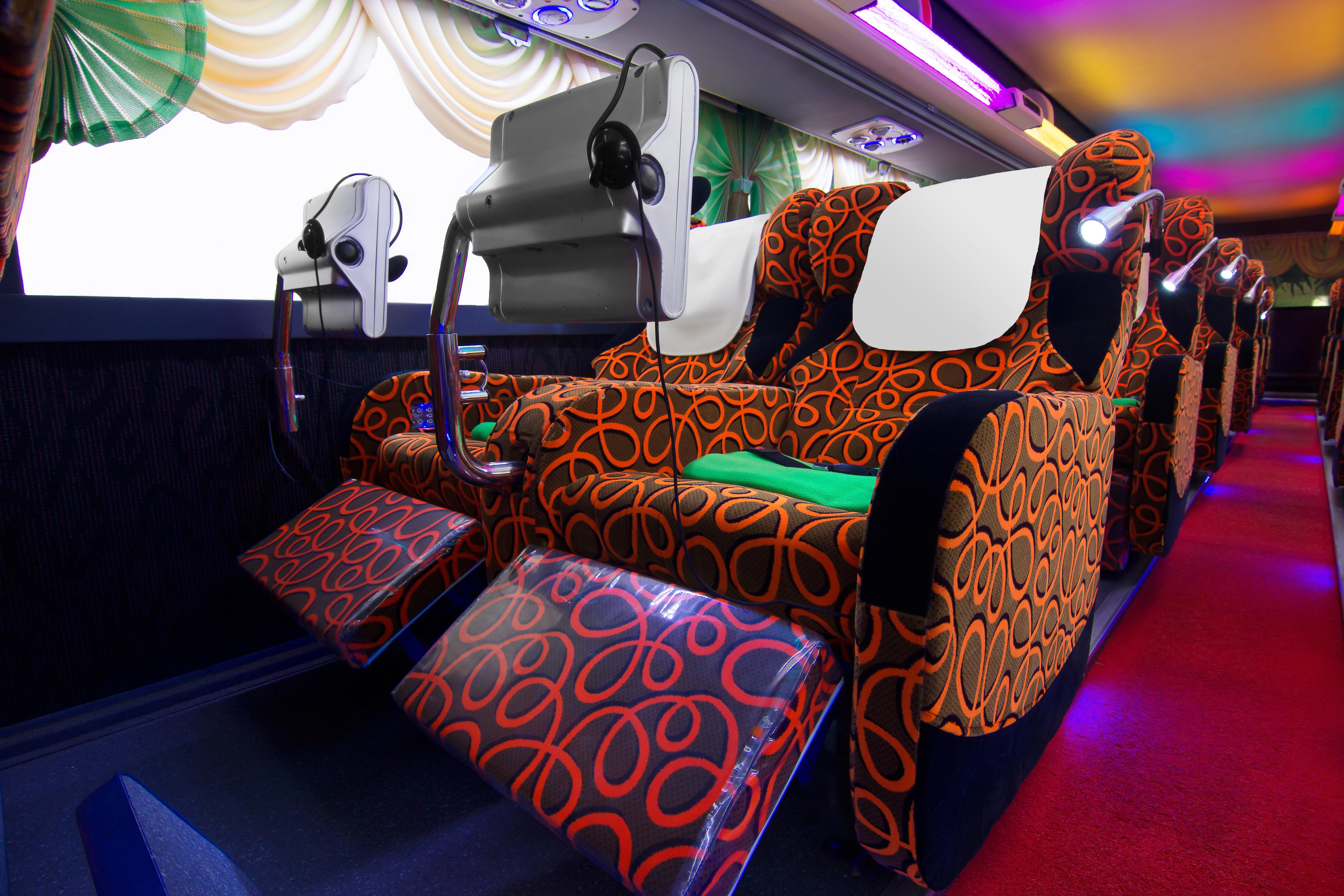 Royal VIP Seat