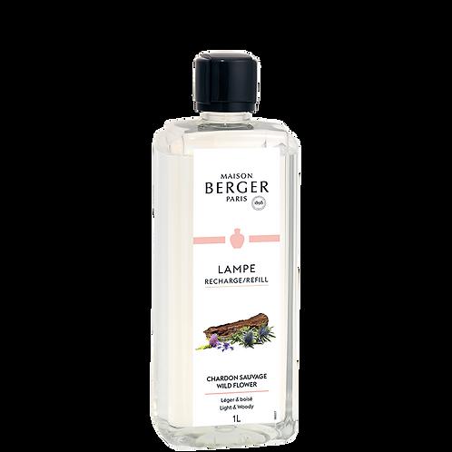 Maison Berger Recarga Lamparina Wild Flower 1 Litro