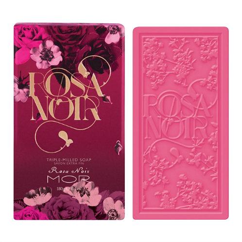 MOR Sabonete Luxo Rosa Noir 180g