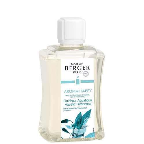 Maison Berger Recarga Difusor Eléctrico Aroma Happy 475mlml