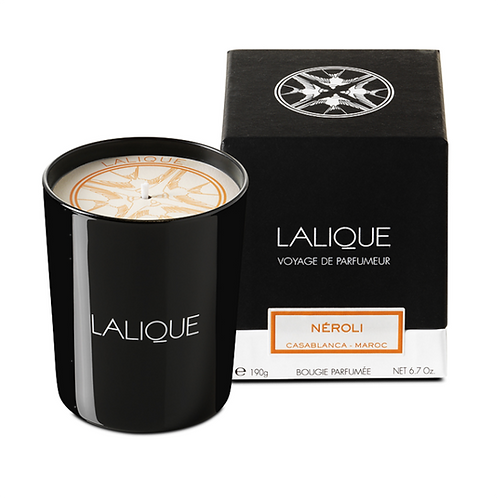 Lalique Vela Perfumada Néroli 190g