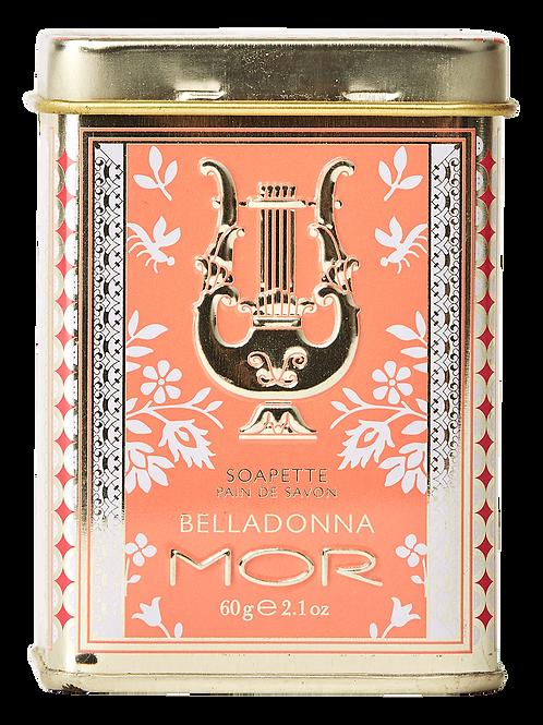 MOR Sabonete Luxo Belladonna 60g