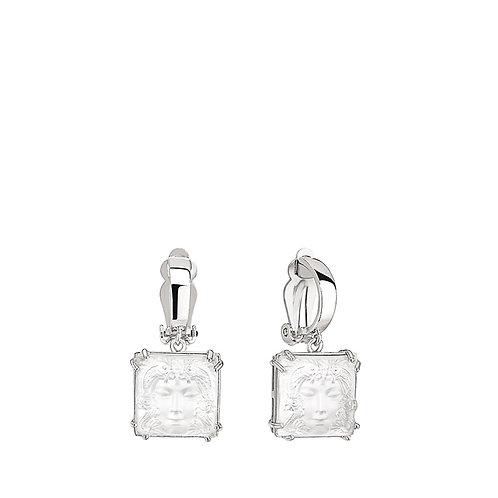 Lalique Brincos Clip Arethuse