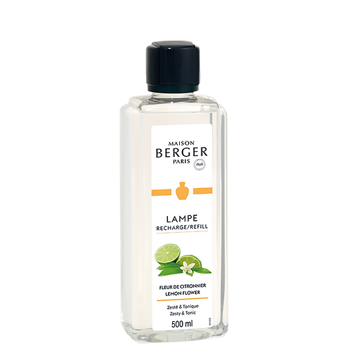 Maison Berger Recarga Lamparina Lemon Flower 500ml