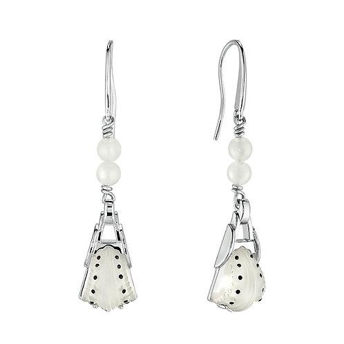 Lalique Brincos Icône