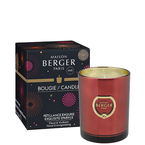 Maison Berger Vela Perfumada Cercle Exquisite Sparkle
