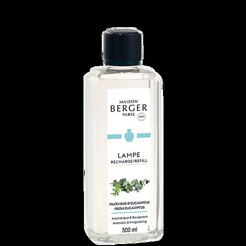 Maison Berger Recarga Lamparina Fresh Eucapyptus 500ml