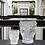 Thumbnail: Lalique Vaso Bacchantes Pequeno Cristal Claro