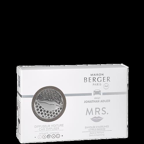 Maison Berger Difusor Automóvel Mrs. by Jonathan Adler
