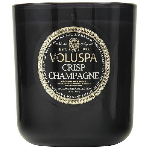 Voluspa Vela Perfumada Jarro Vidro Grande Crisp Champagne