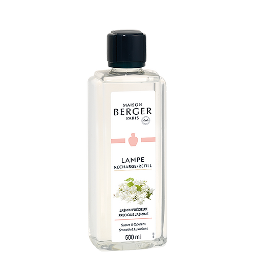 Maison Berger Recarga Lamparina Precious Jasmine 500ml