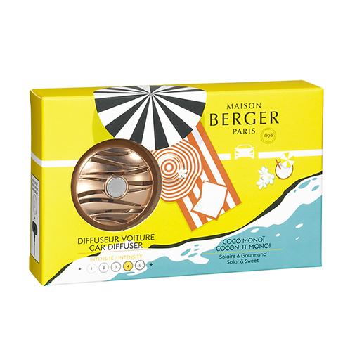 Maison Berger Difusor Automóvel Coconut Monoï