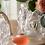 Thumbnail: Lalique Vaso Pequeno Tourbillons Cristal Claro