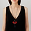 Thumbnail: Lalique Pendente Arethuse Vermelho