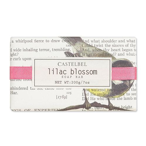 Castelbel Sabonete Spring Ribbon Lilac Blossom 200g
