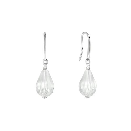 Lalique Brincos Flora Bella