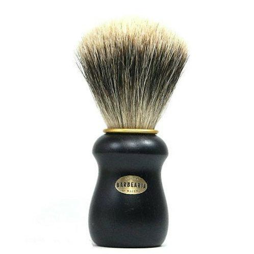 Antiga Barbearia de Bairro Pincel Texugo Edição Especial