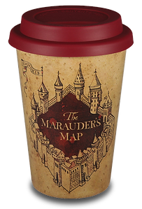 Kubek Podróżny Harry Potter Marauders Map