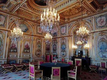 Una giornata esclusiva a Fontainebleau!