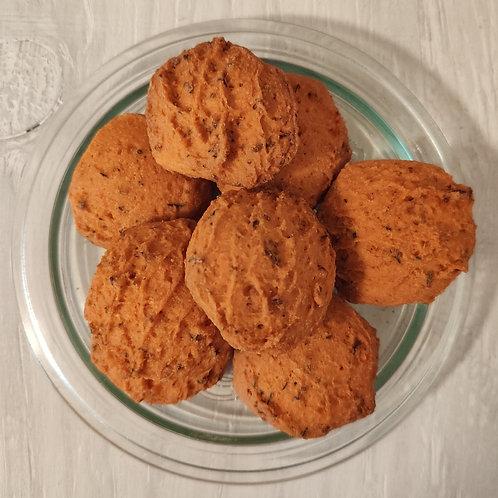 Biscuit tomate oignon - 100 g
