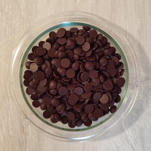 Pépites de chocolat noir 62 % - 100 g