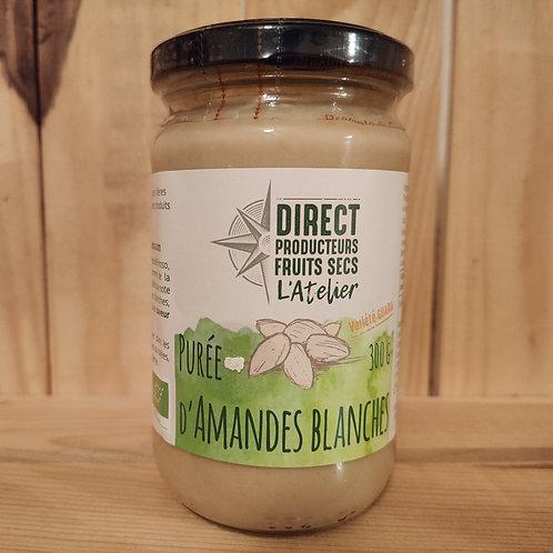 Purée d'amandes émondées - 300 g