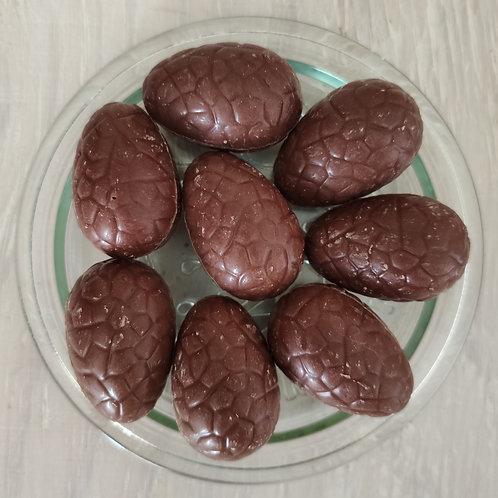 Œufs pralinés au chocolat au lait