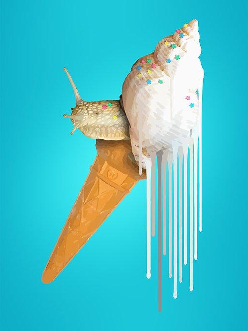 Snail Scream Sprinkles