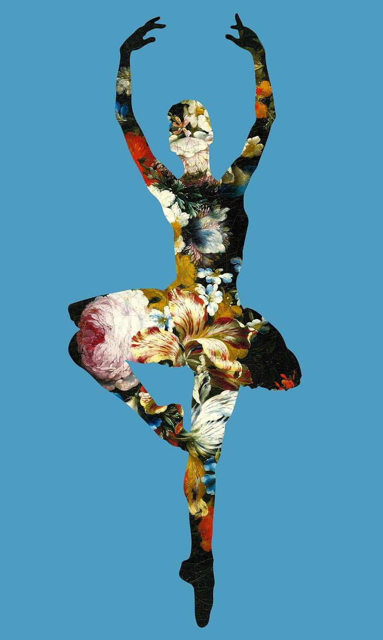 Ballet dance,Prints