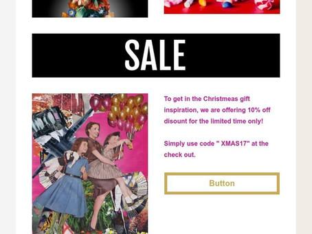 Holiday Season Promotion